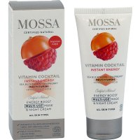 Energetizující noční krém a maska Mossa 60ml - Energy Boost Multi-use Mask & Night Cream